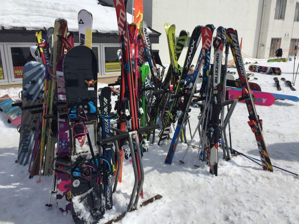 スキー場の求人バイト