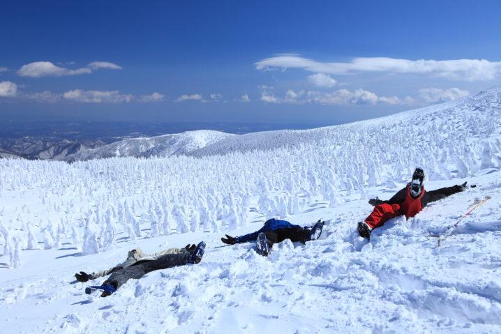スキー場リゾートバイト山形蔵王