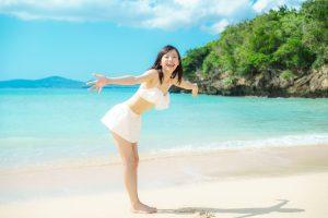 女性夏休み人気