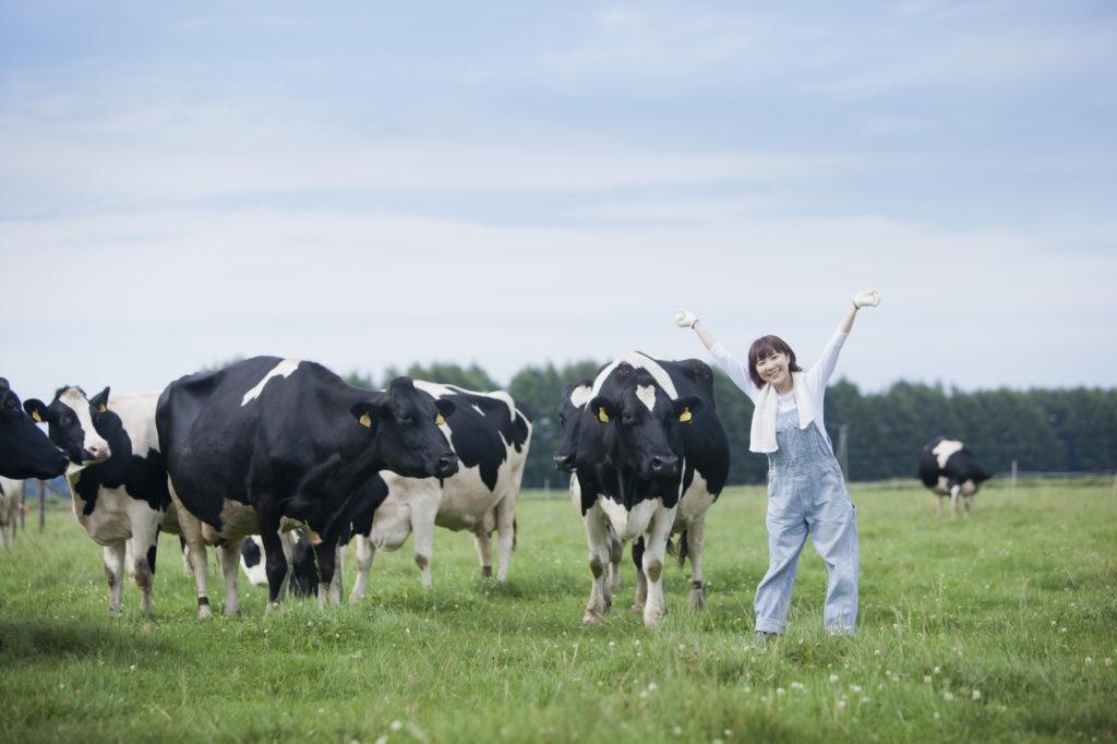 牧場女性住み込み求人