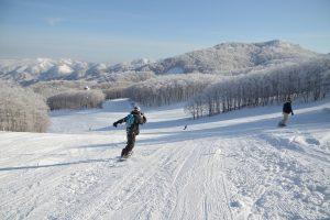 スキー場仕事案内