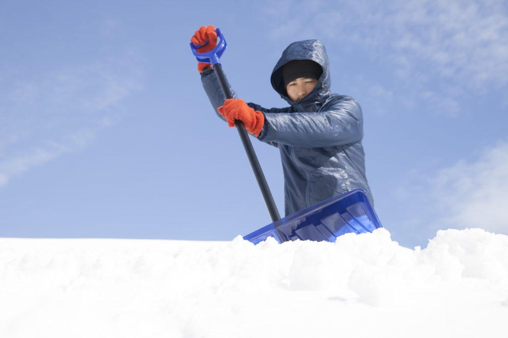 リゾバ男性雪