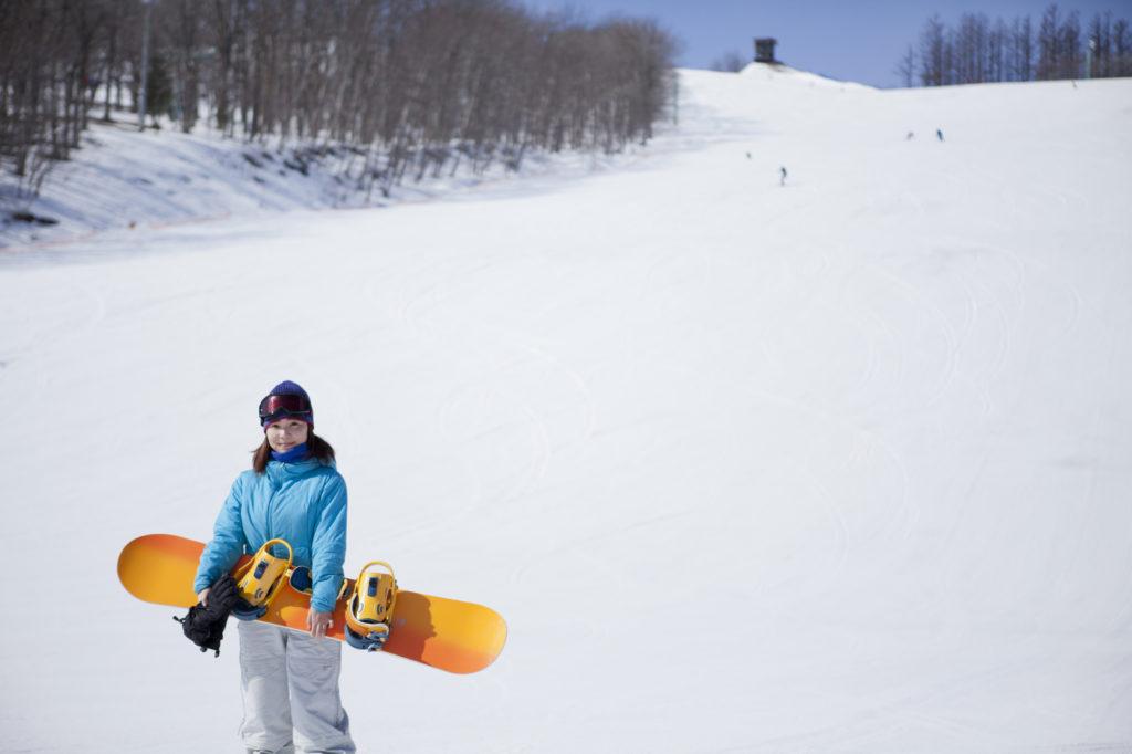 スキー場の短期求人バイト