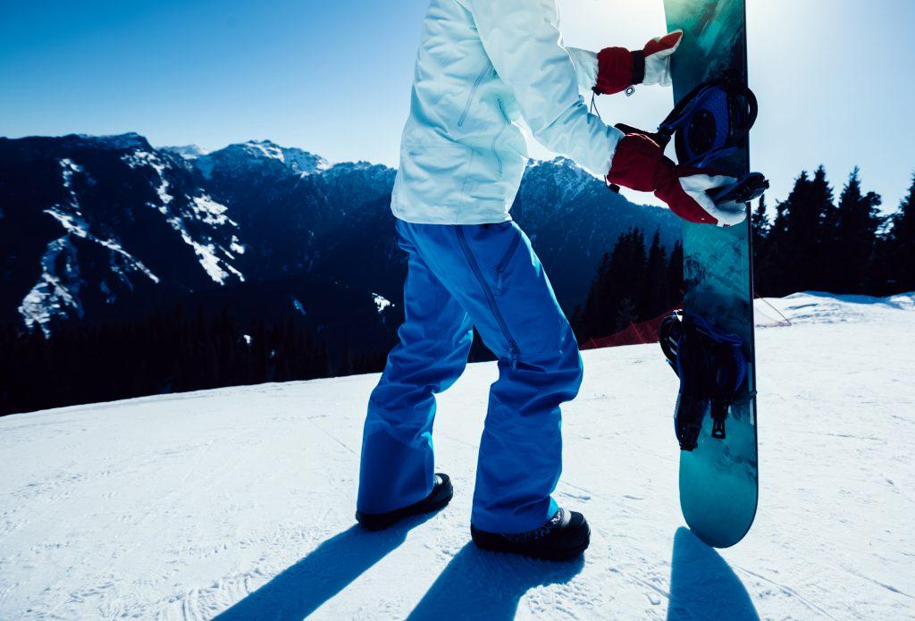 スノーボードのアルバイト