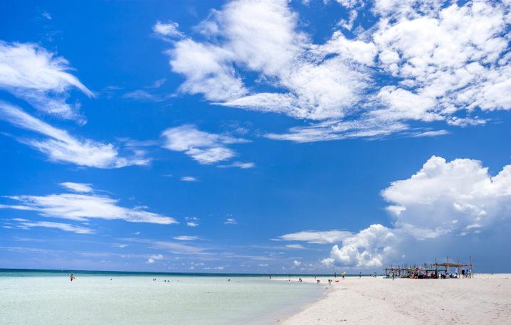 沖縄県リゾートバイト はての浜