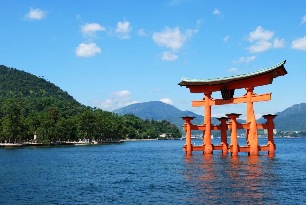 広島県宮島のリゾートバイト