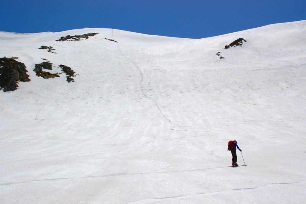 富山スキー場バイト