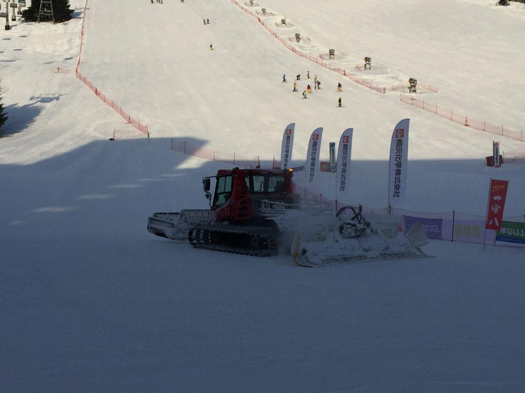 圧雪スキー場求人