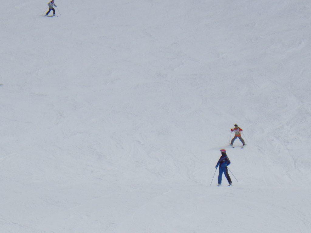 インストラクターのスキー場バイト