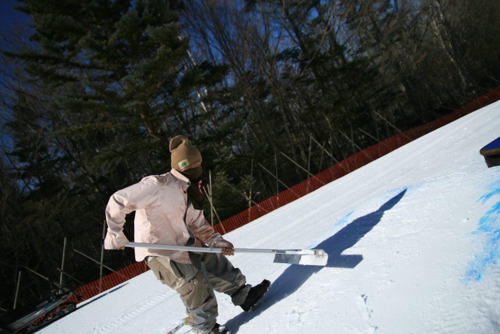 ディガーのスキー場バイト