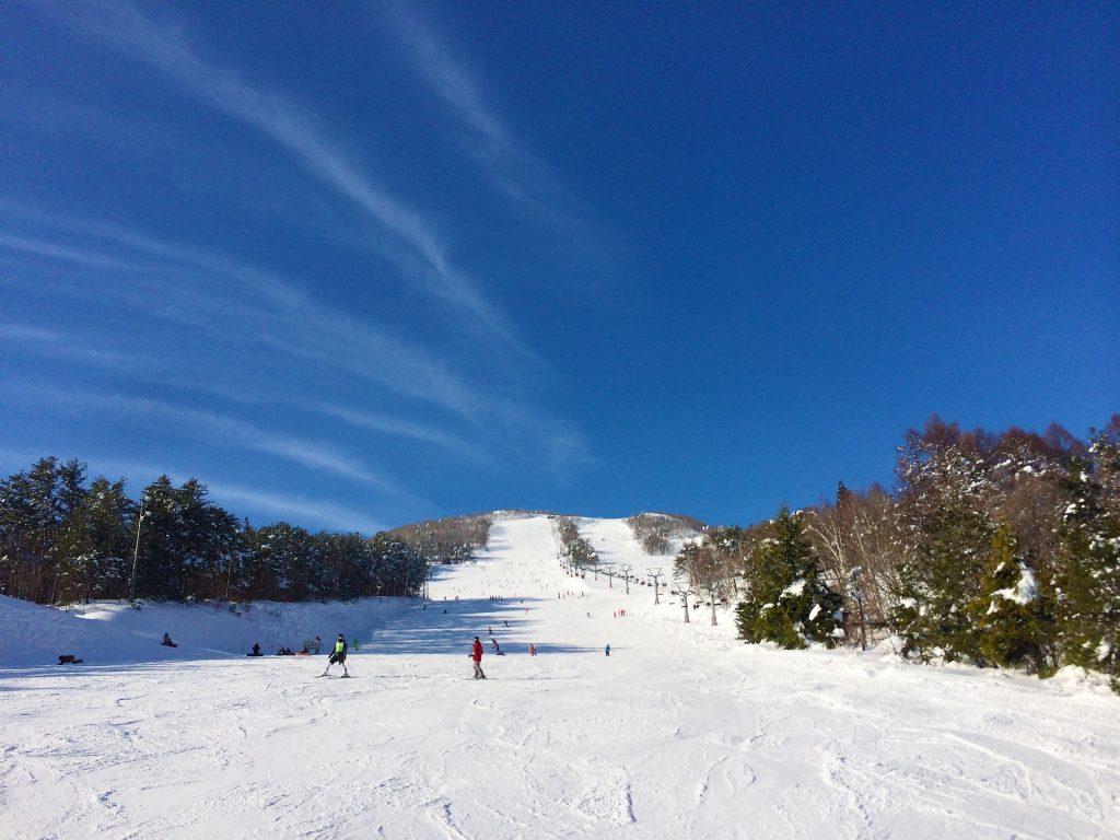 人気スキー場エリア 求人
