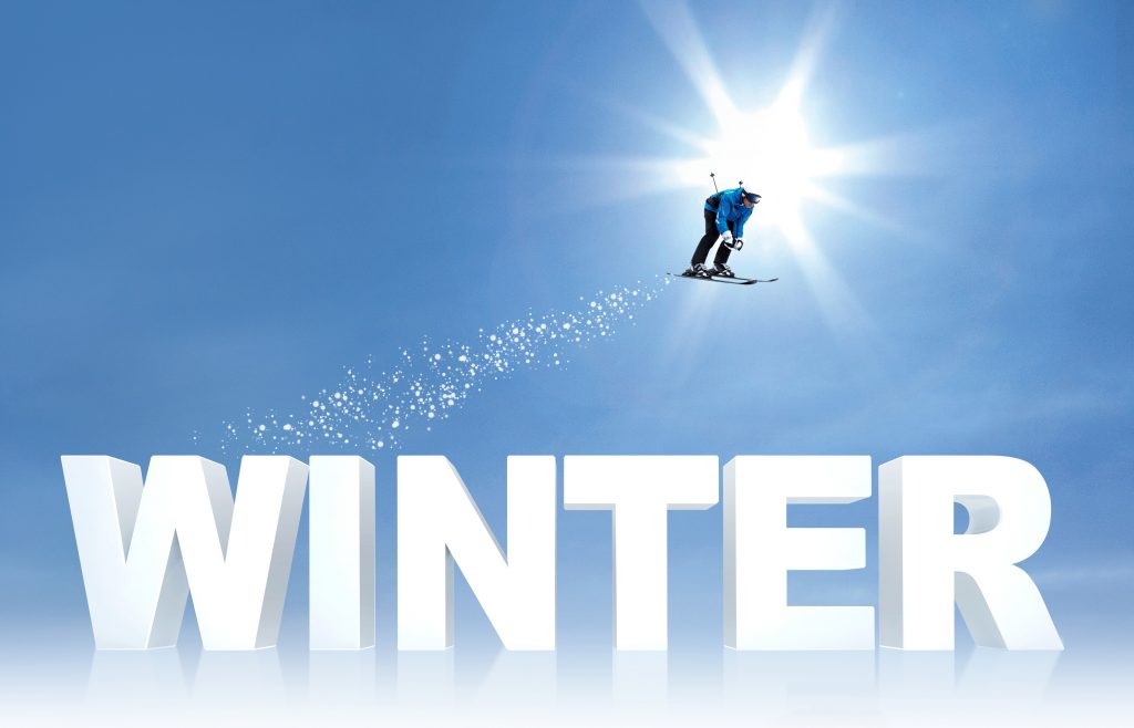 冬のスキー場の仕事