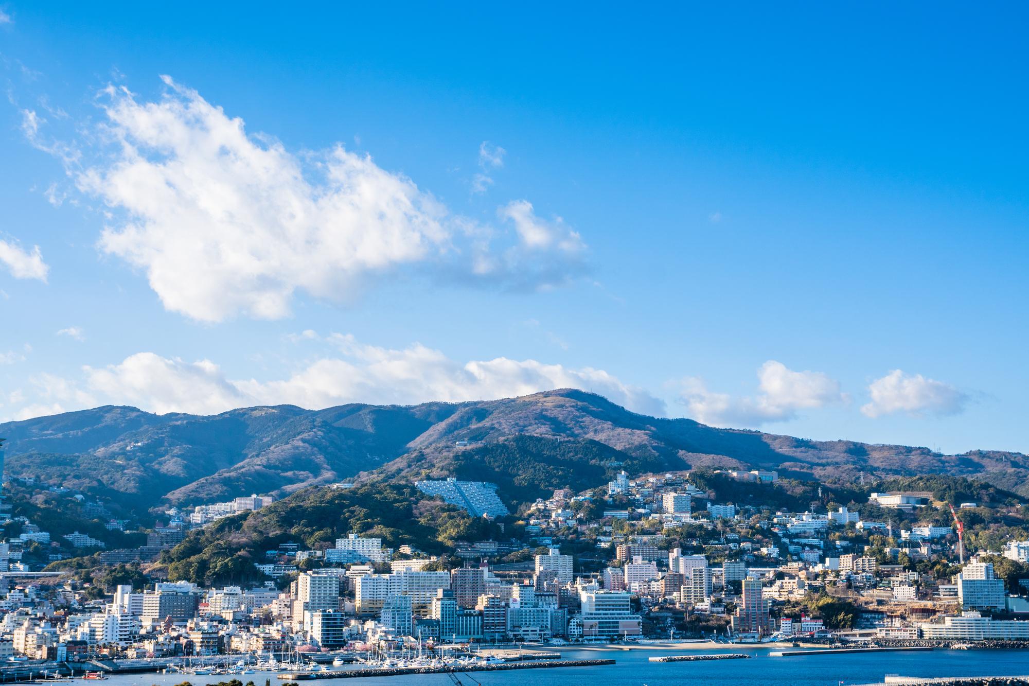 熱海(静岡県)でのリゾートバイト案内「リゾバ@熱海の魅力とは?」