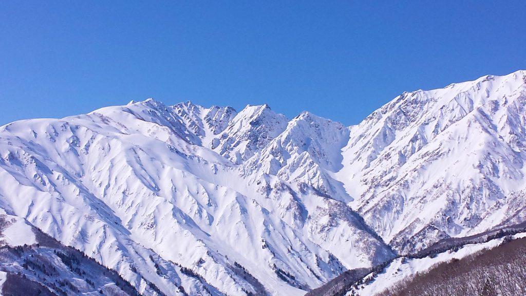 白馬岩岳スキー場バイト