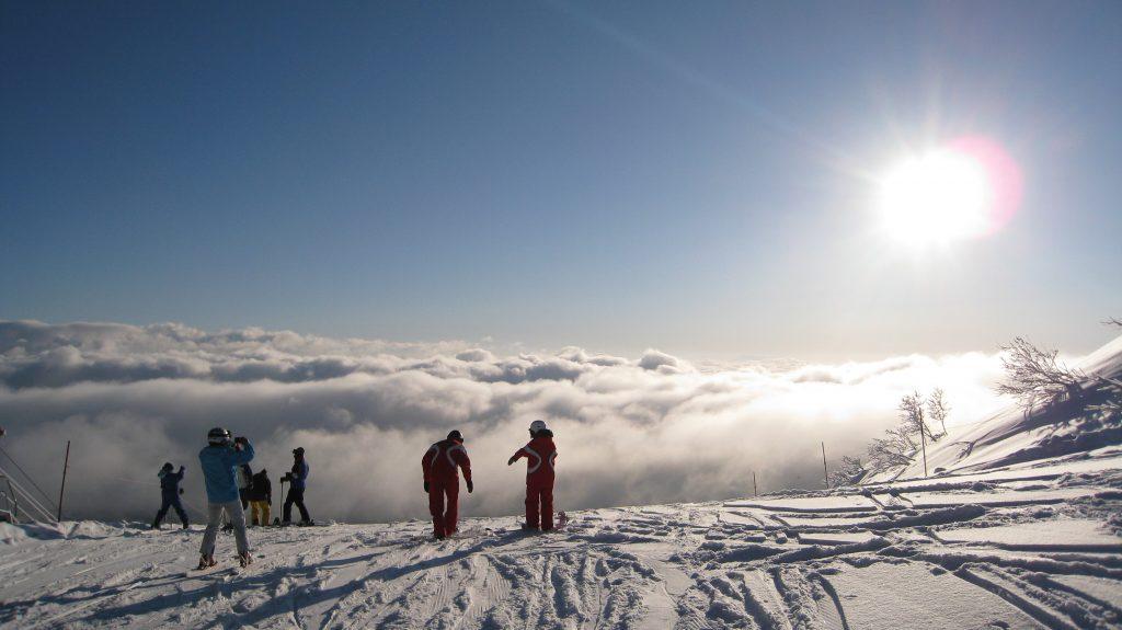 白馬八方スキー場バイト