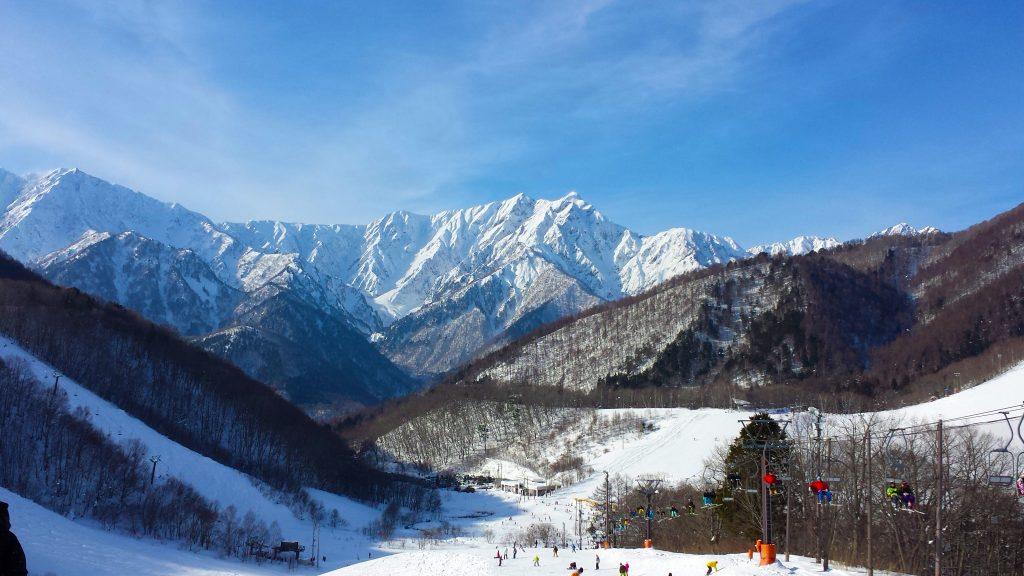 白馬鹿島槍スキー場バイト