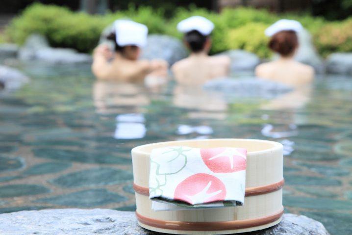 温泉 リゾートバイト