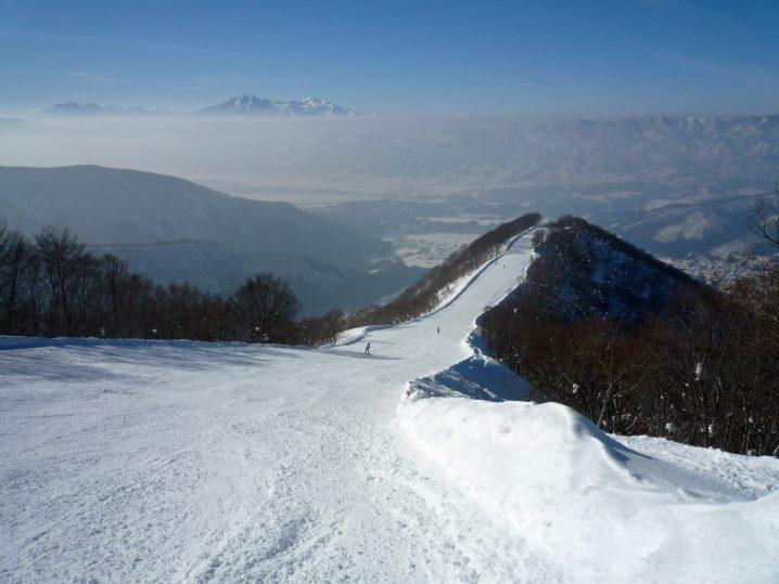 野沢温泉スキー場バイトです