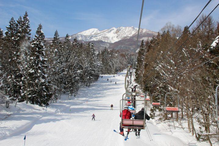 妙高高原スキー場のバイト