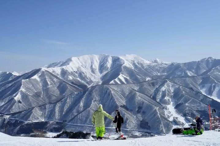 苗場スキー場アルバイト