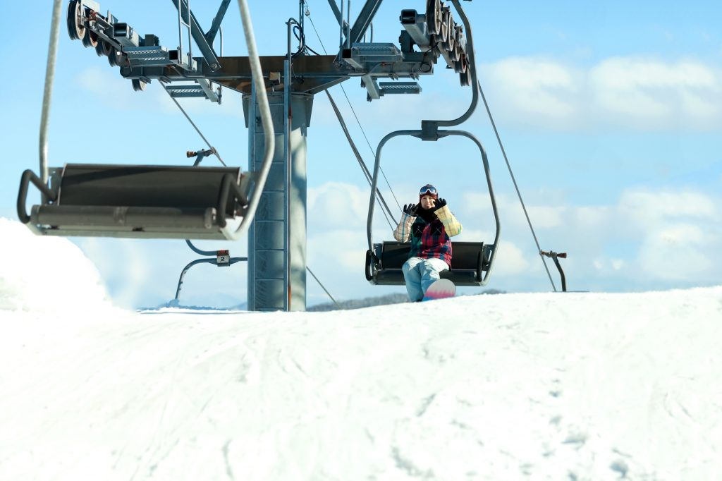 リフト求人スキー場の