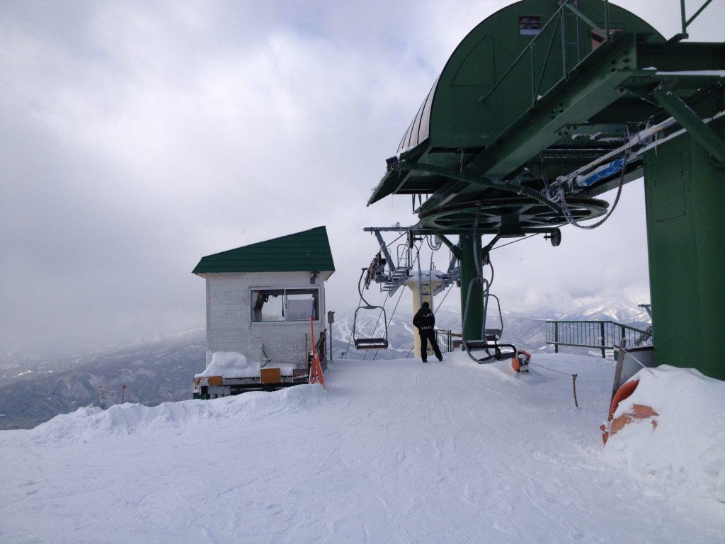 リフト係スキー場