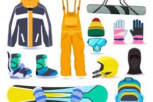 冬スキー場バイト必要
