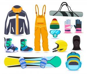 スキー場バイトの持ち物は?-スキー場リゾートバイトで必要なものリスト