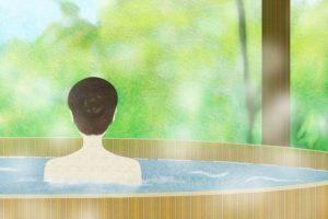 温泉バイト