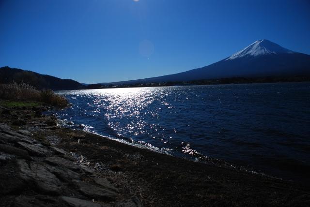 河口湖バイト