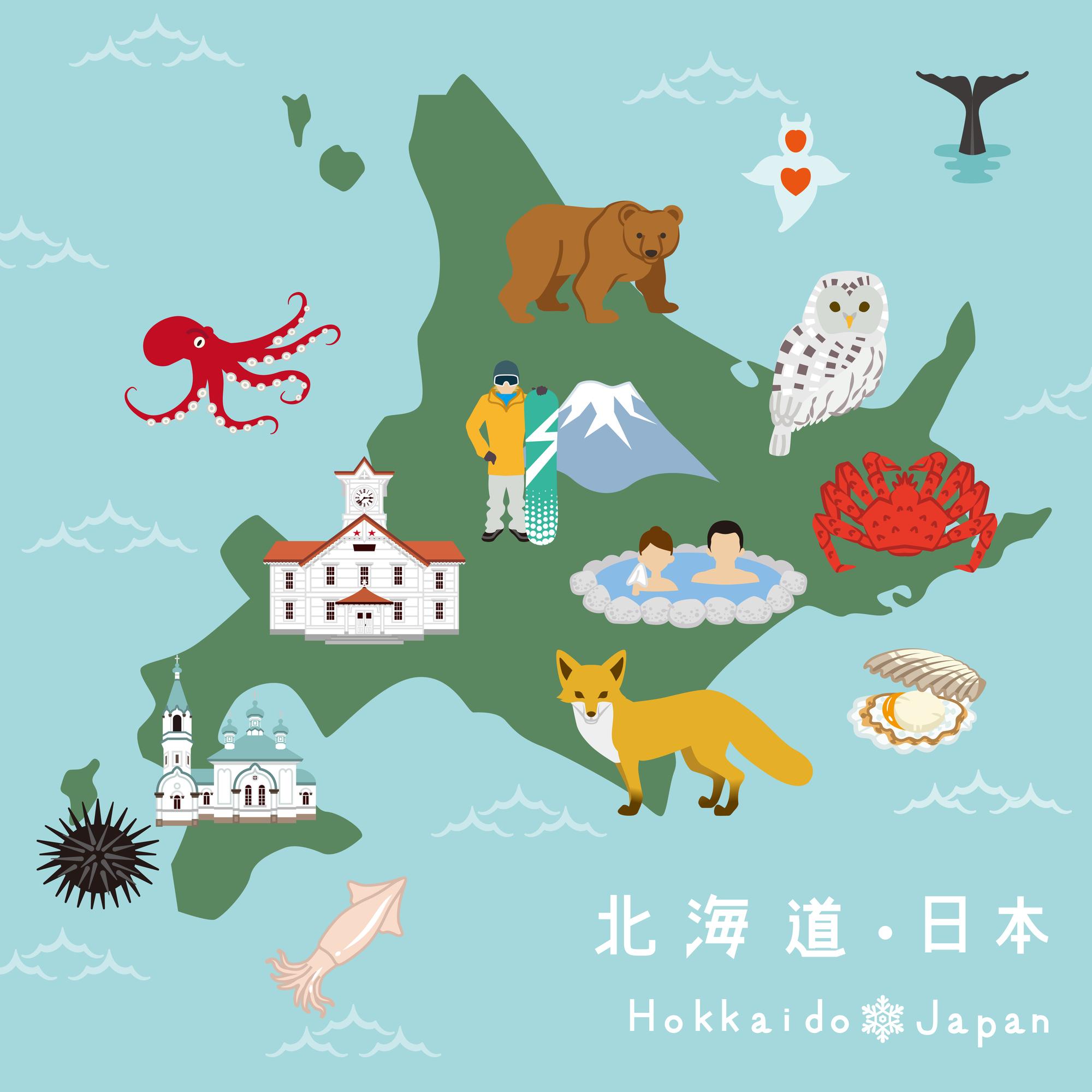 初めてリゾートバイトを北海道でやってみた!【リゾバ体験談】