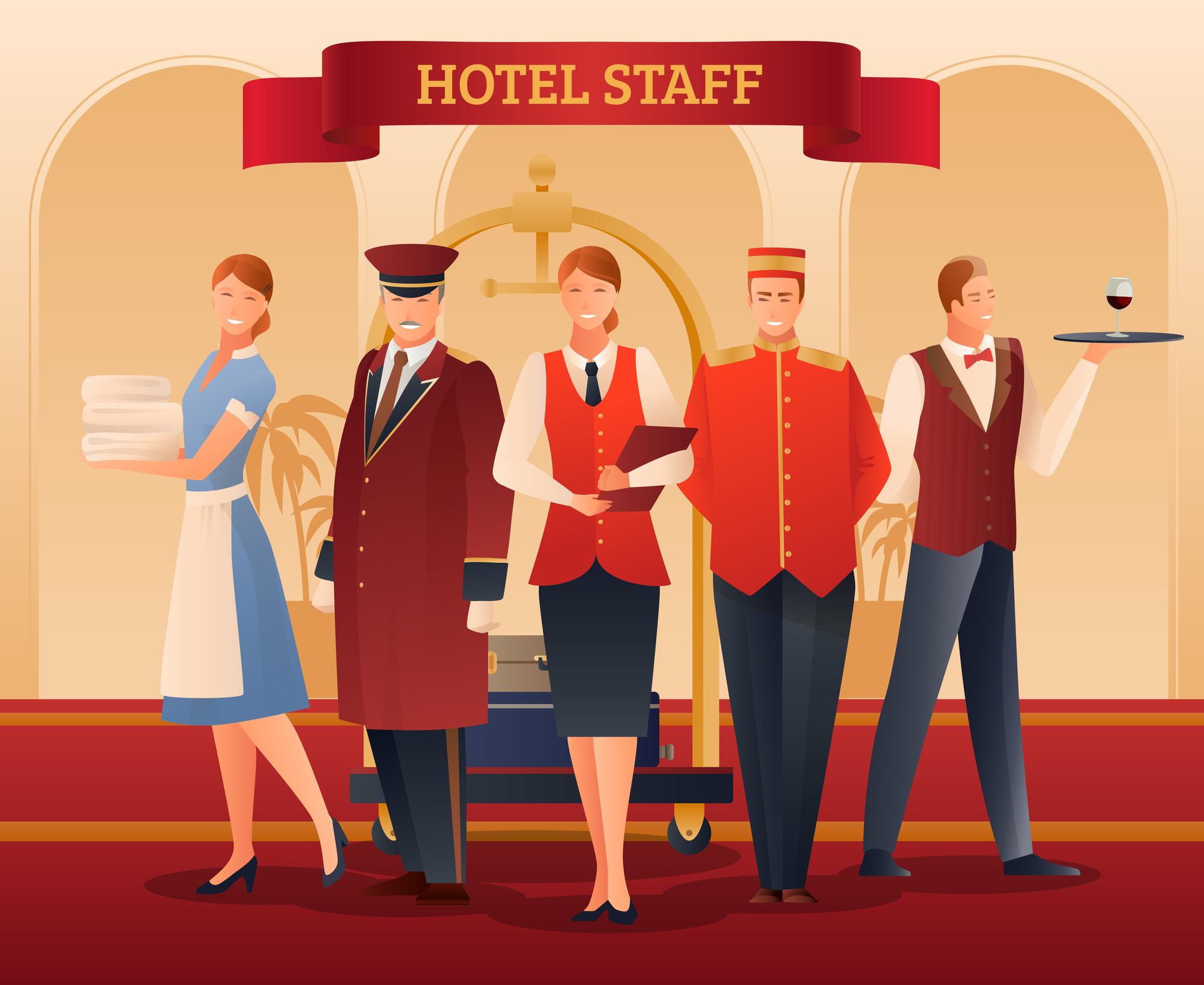 【リゾートバイト職種ガイド】-リゾバの具体的な仕事内容を教えます!