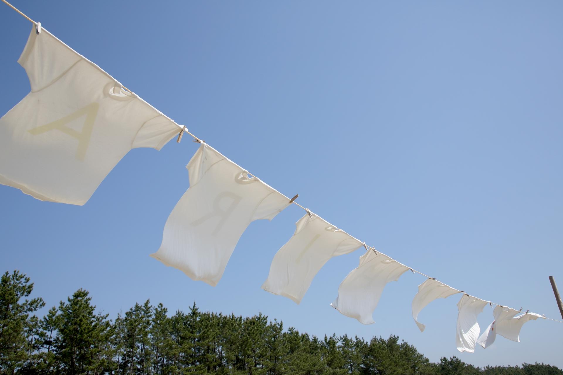 【リゾートバイトの洗濯事情】知っておきたい!住み込みリゾバの生活環境