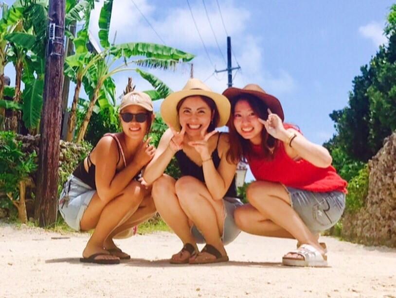 (沖縄/石垣島)彼氏と一緒にリゾートバイト 夢の沖縄プチ移住!