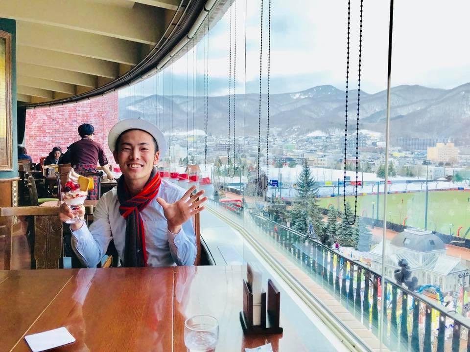 北海道の休日リゾバ