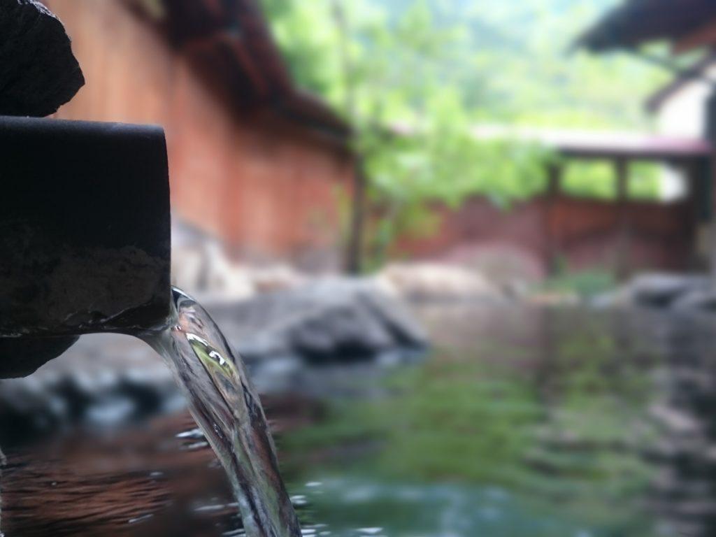 温泉バイトでリゾート