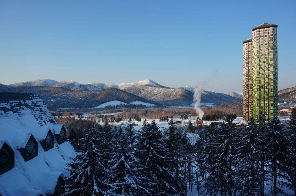 トマムリゾバ写真スキー場