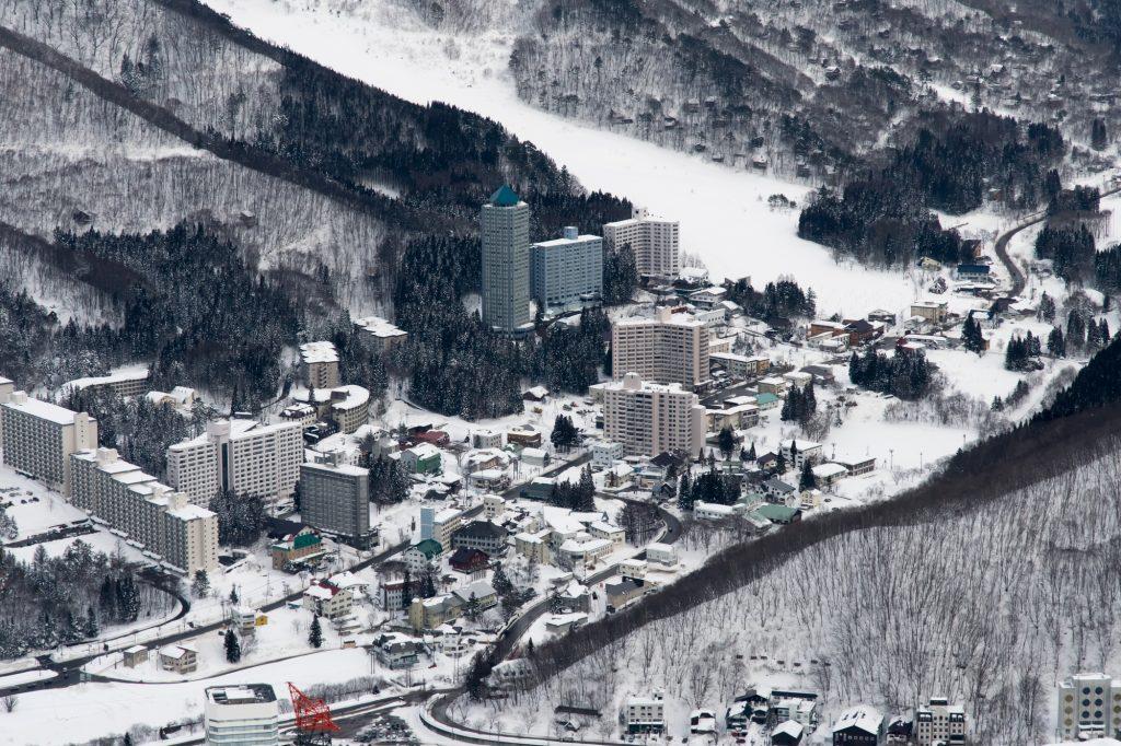 苗場スキー場バイト写真
