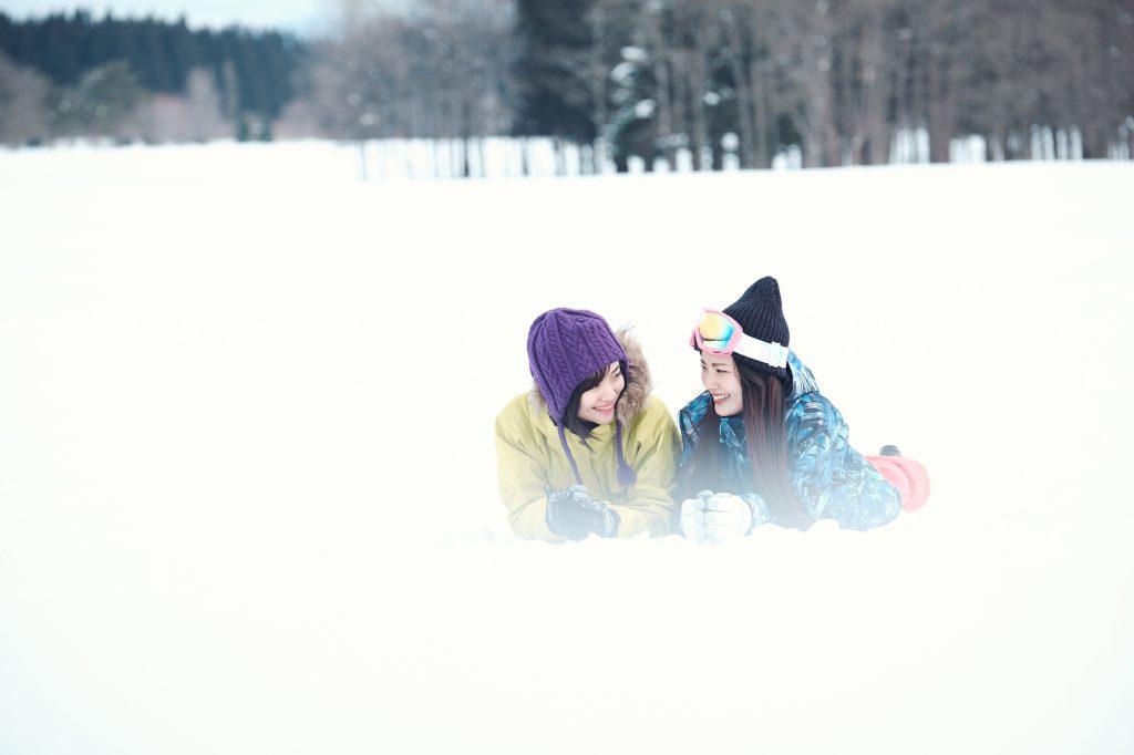 楽しいスキー場バイトを