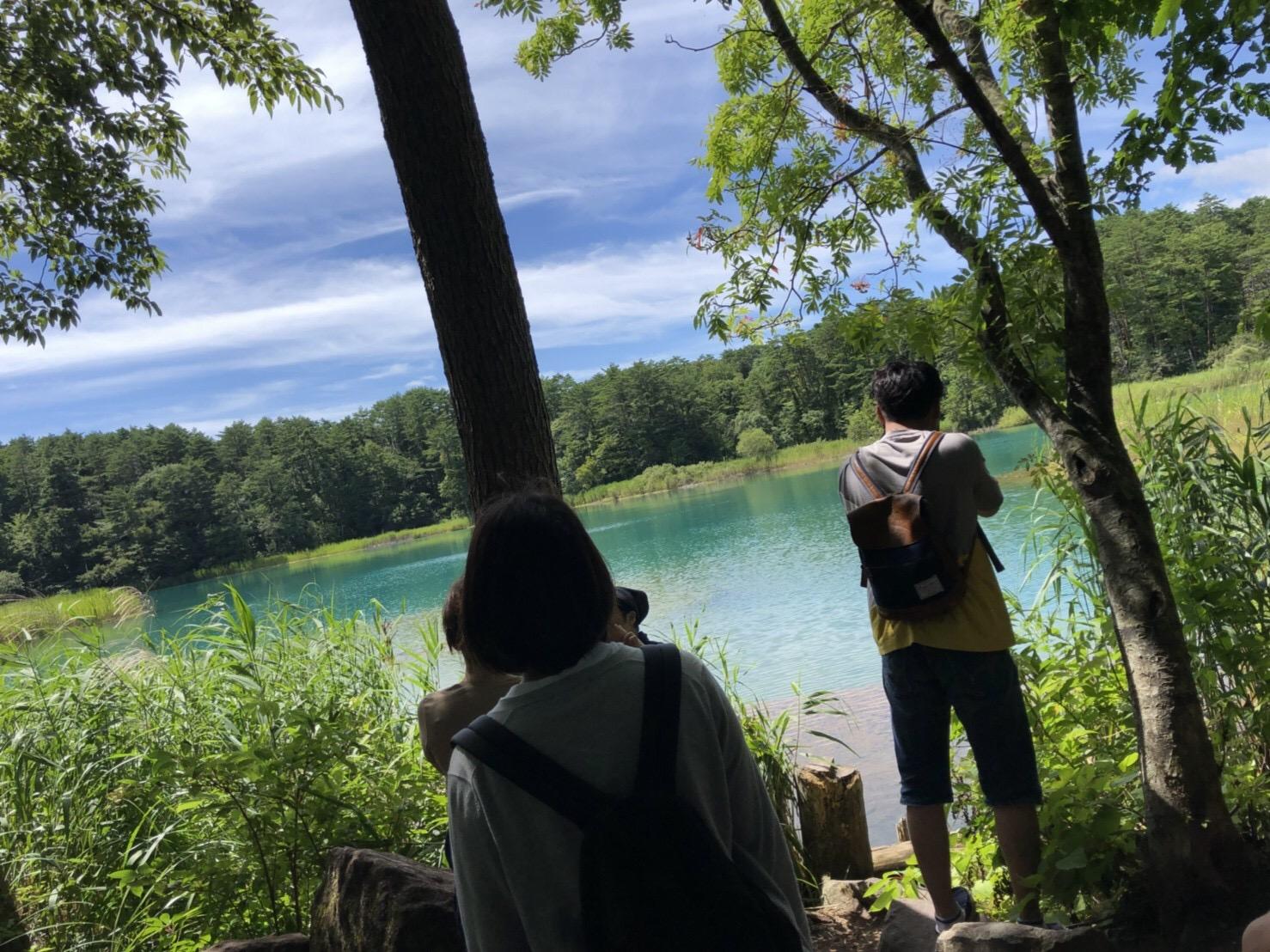 (福島県/猪苗代)学生最後の夏休みでリゾートバイトを体験!休日は会津若松観光