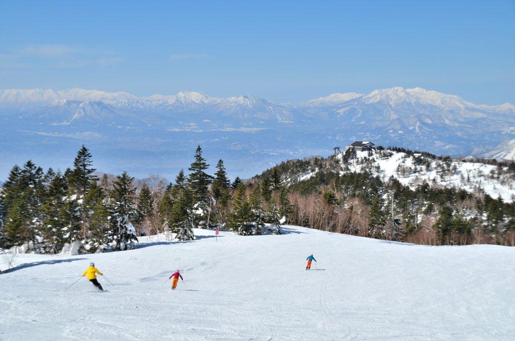 志賀高原寺子屋スキー場バイト