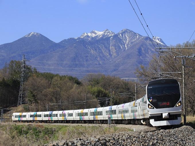 電車で移動 リゾバ