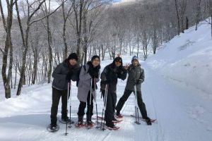 野沢温泉スキー場の仕事