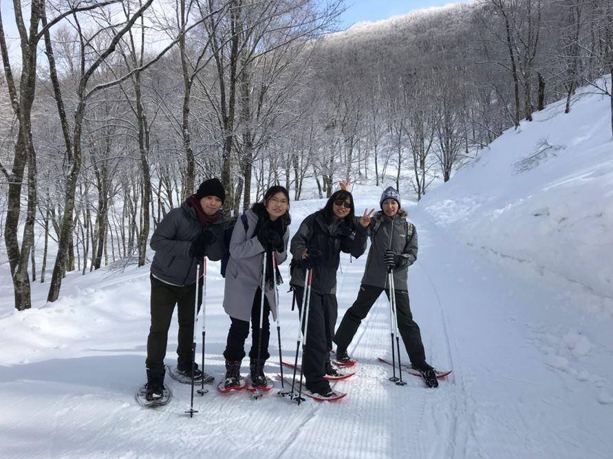 (長野県/野沢+群馬県/四万)温泉地のスキー場&旅館でリゾートバイトを経験