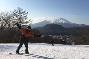 スキー場バイト軽井沢の