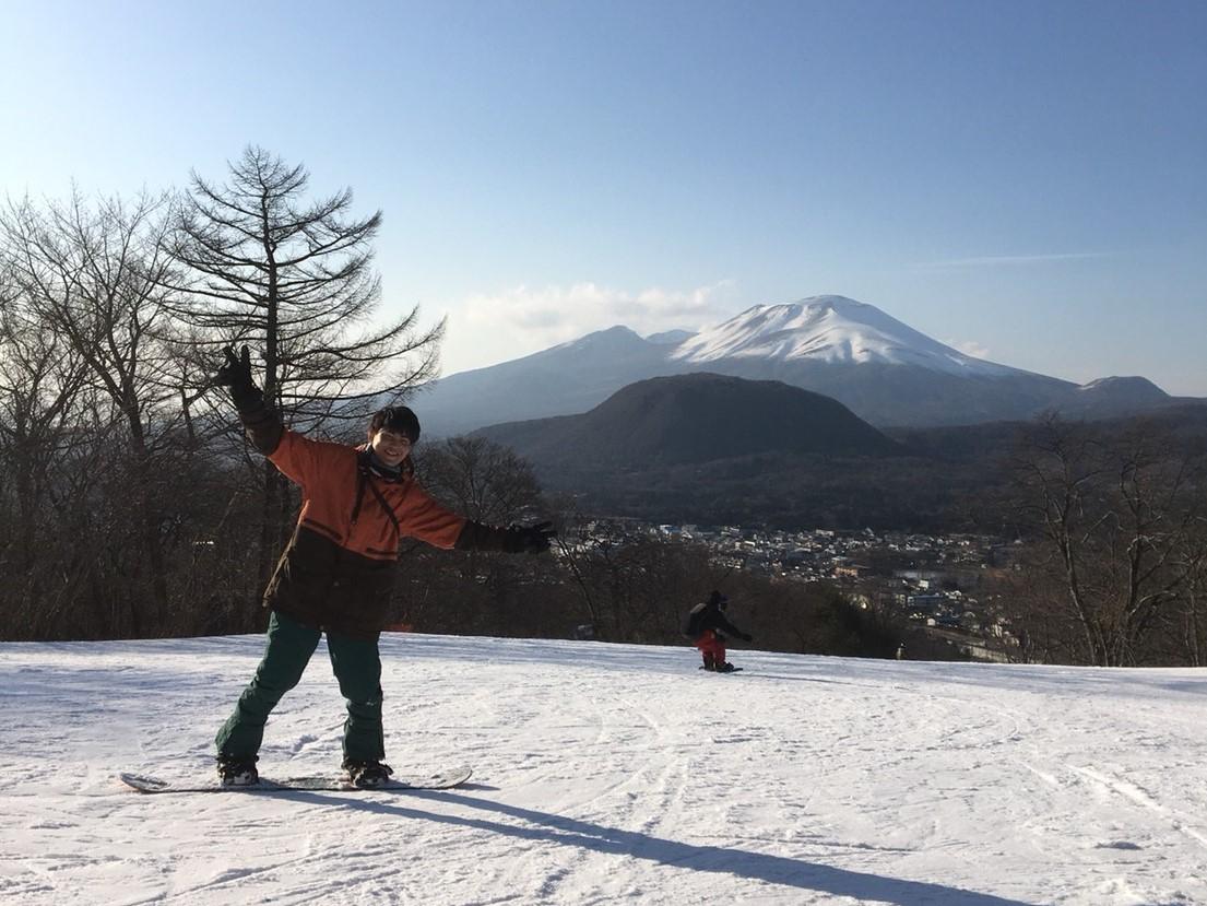 (長野県/軽井沢)給与も良く働きやすい職場だったスキー場のリゾートバイト