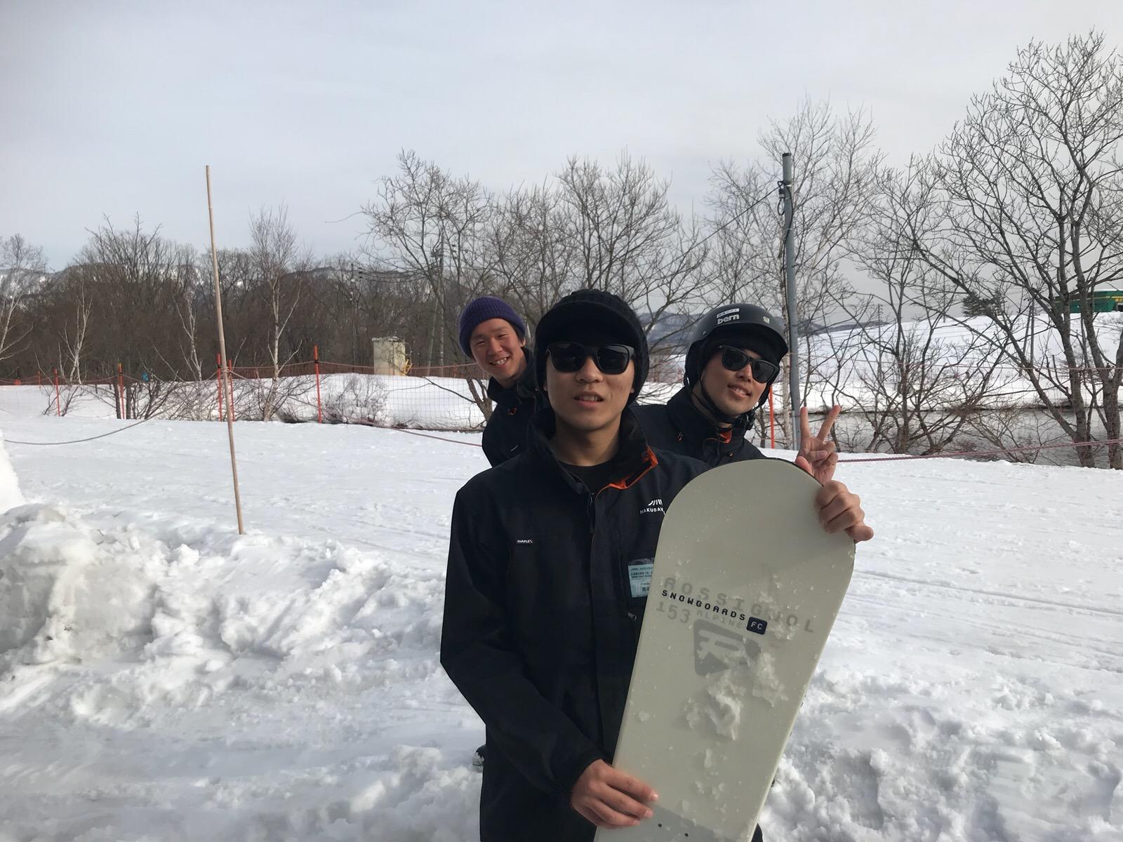 (長野県/白馬)初めてのスキー場バイトで価値のある経験をしました。