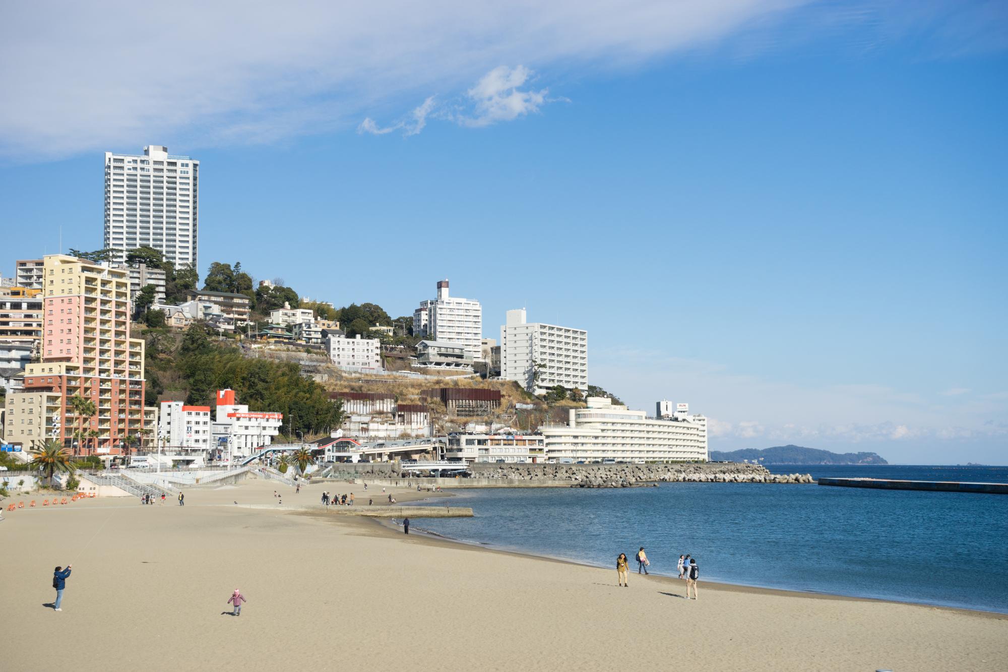 熱海(静岡県)でのリゾートバイトは〇〇好きにもおすすめ!