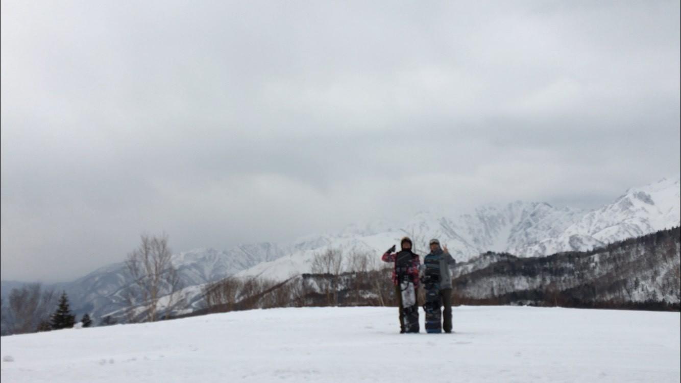 (長野県/白馬)スキー場バイトで外国人の友達もたくさん出来ました!