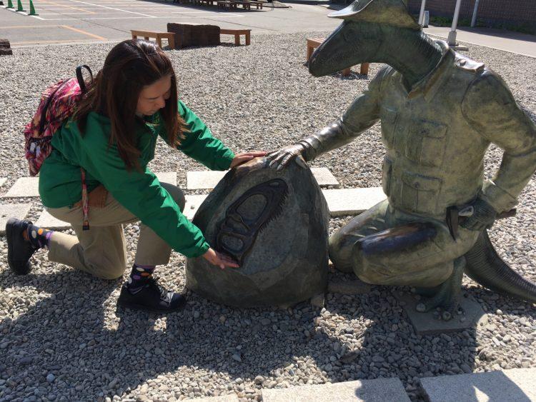 恐竜とリゾバの